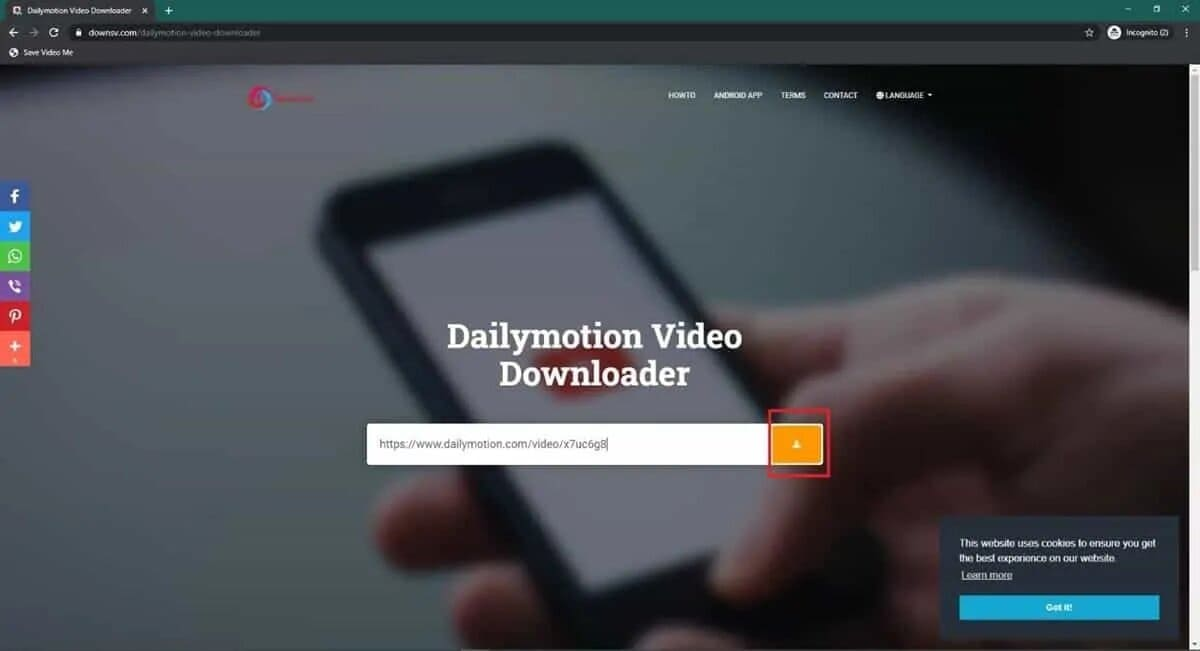 convert dailymotion to mp4 online free