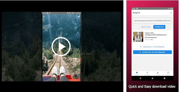how to download tiktok videos without watermark iphone