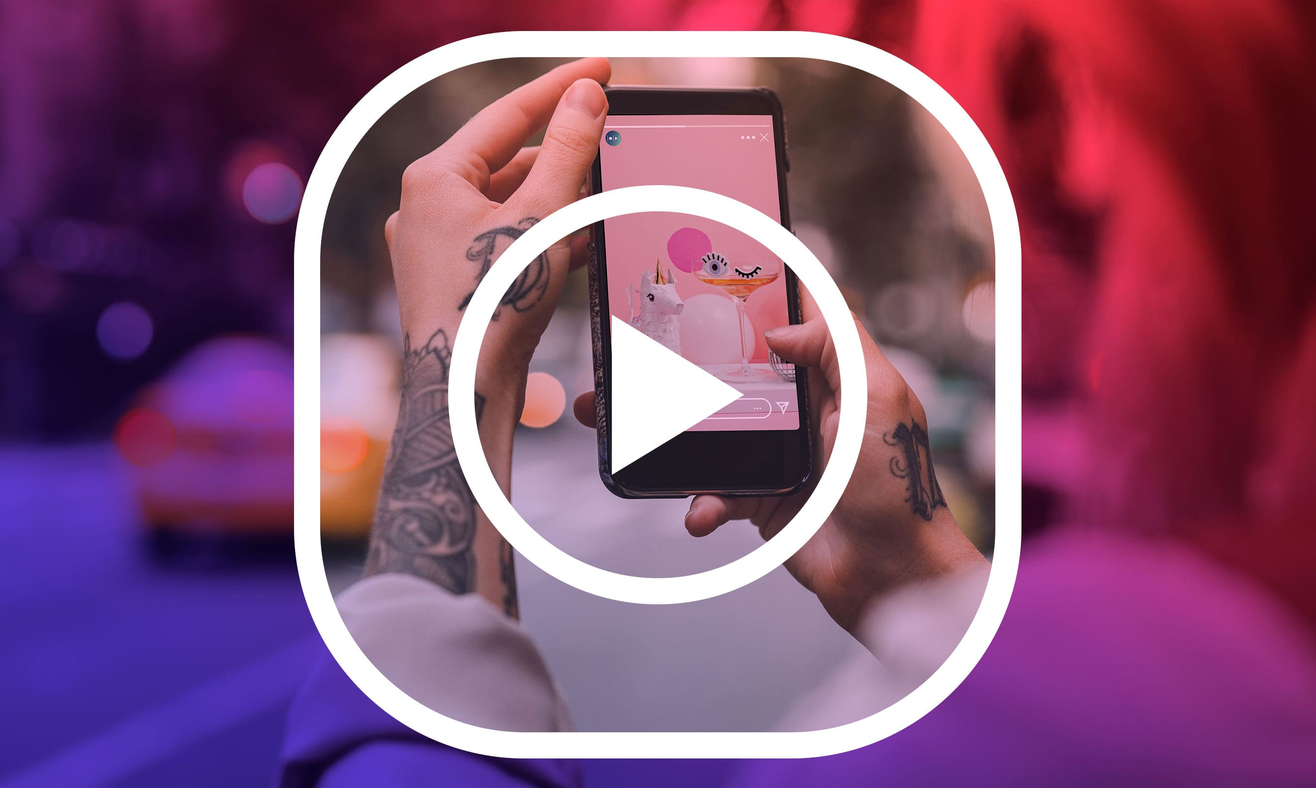 how to add your own music to instagram story