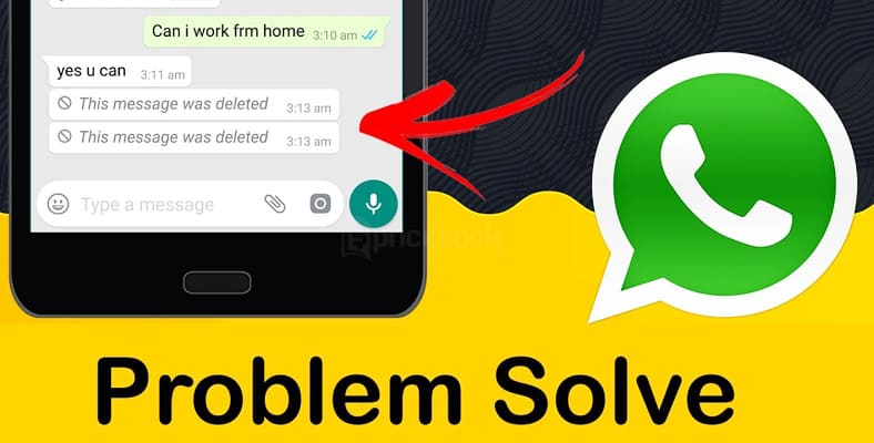 how to see deleted messages on whatsapp iphone