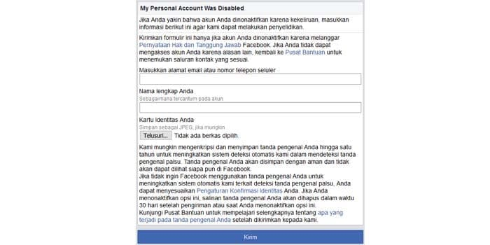 how to reactivate a deleted Facebook account