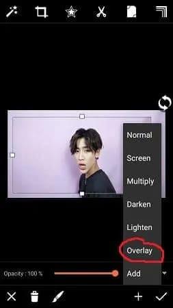 PicsArt tutorial background