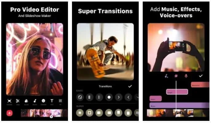 best video editing app free