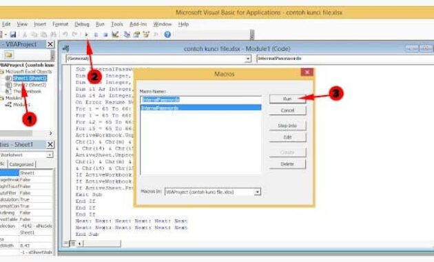 how to remove password from excel file when opening file