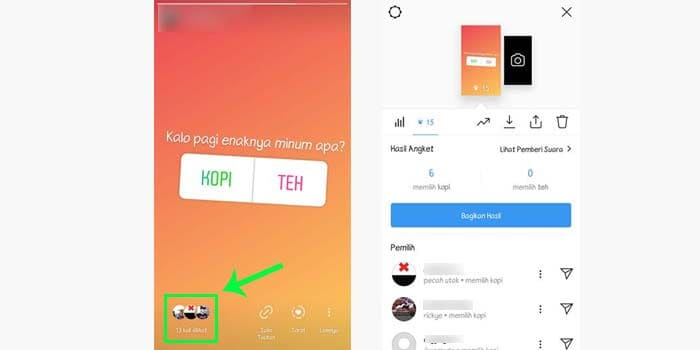 how to create a poll on Instagram with more than 2 options