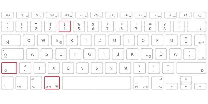 mac screenshot to clipboard