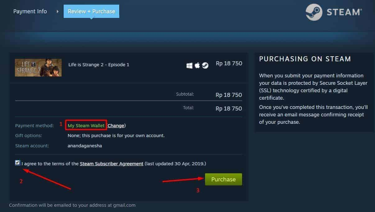 how to buy games on steam philippines