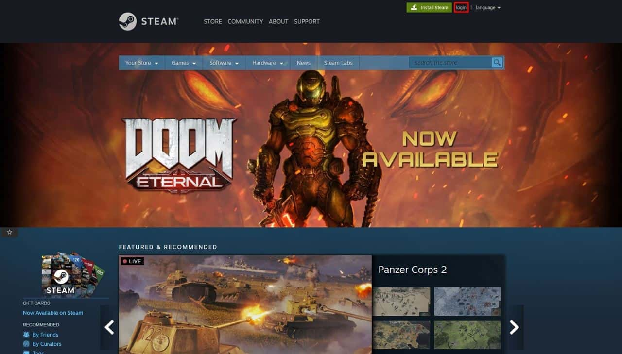 how to buy games on steam for free