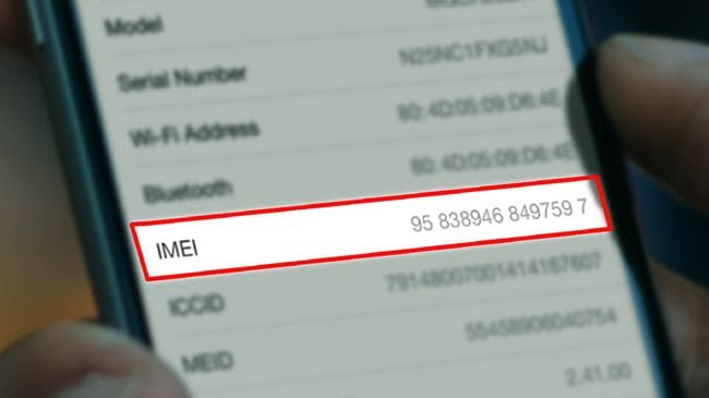 How to Check IMEI iPhone