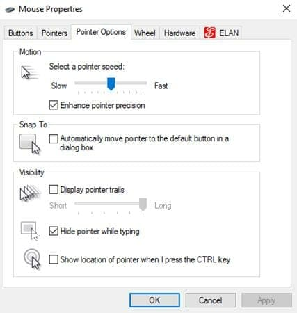 how to change your mouse cursor color
