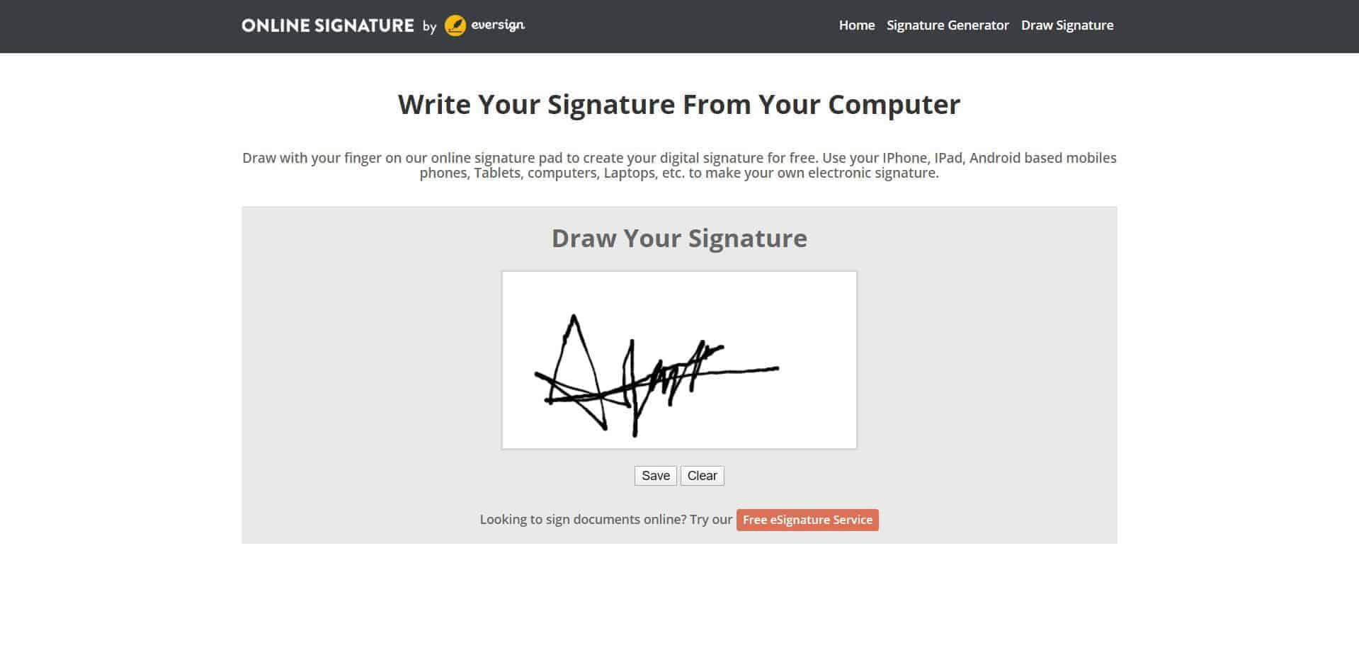 how to create a digital signature in pdf