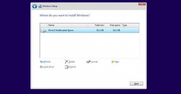 how to install windows 10 free