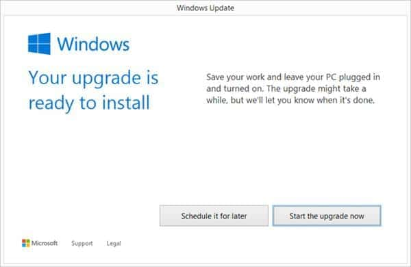 how to install windows 10 on laptop