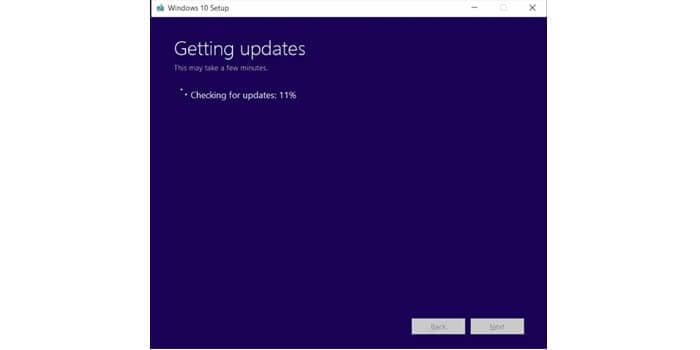 how to update windows 10 pro