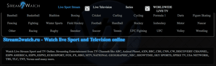 free sports streaming sites reddit