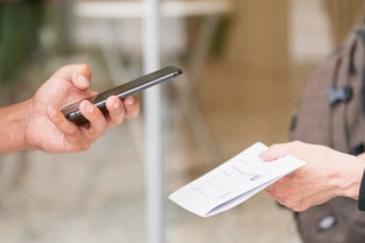 How To Scan A Document With Your Phone