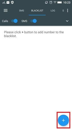 how to block number when calling