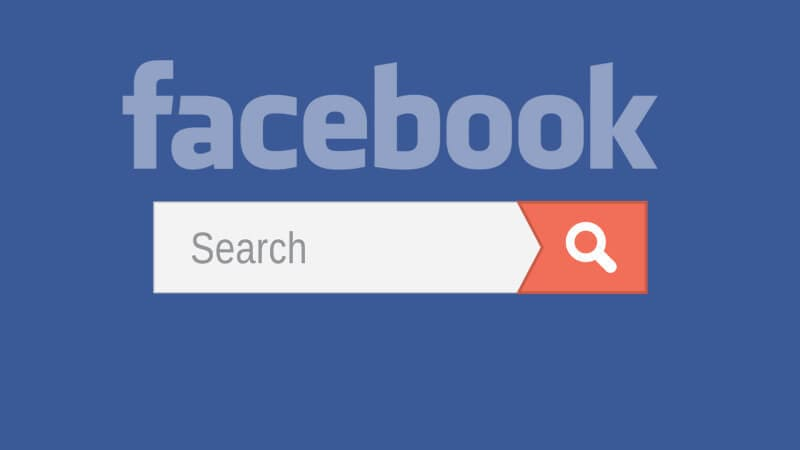 facebook search history mobile
