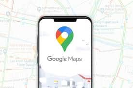how to mark a location on google maps on iphone