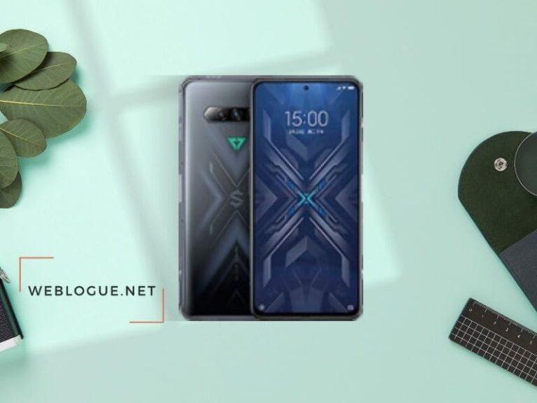 Xiaomi Black Shark 4 Pro - Full phone specifications ...