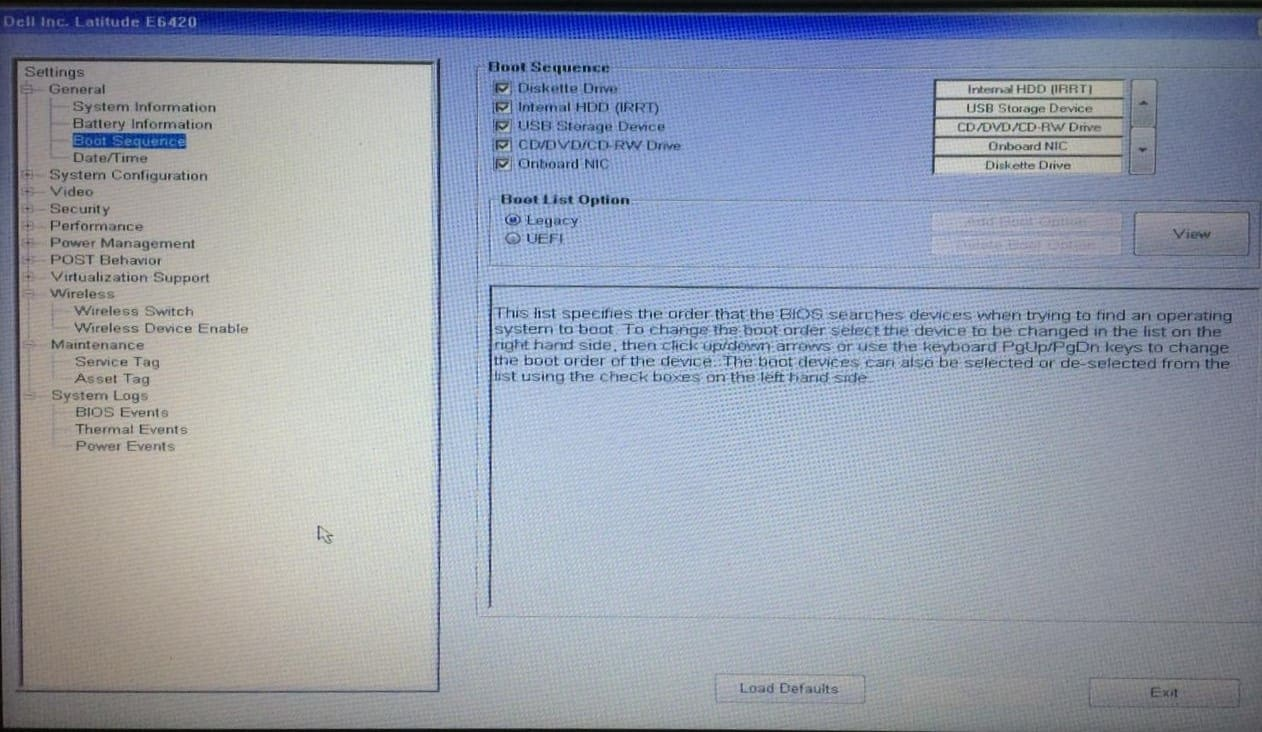 how to enter bios hp