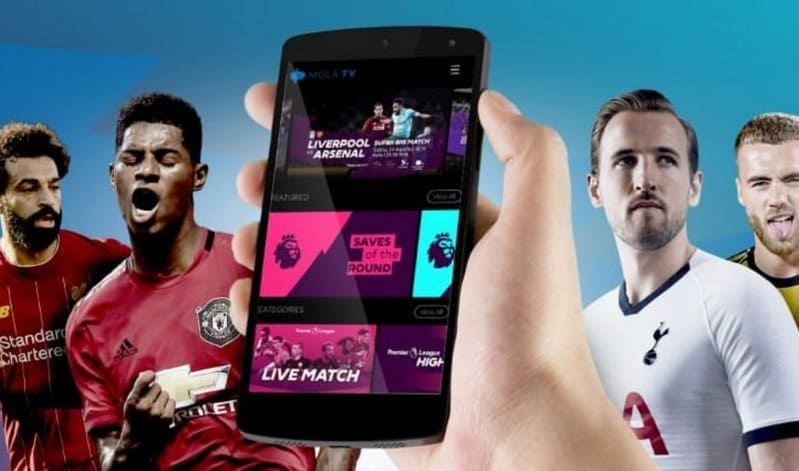 free football streaming services
