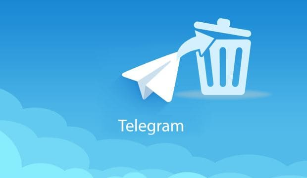 how to delete telegram account without confirmation code