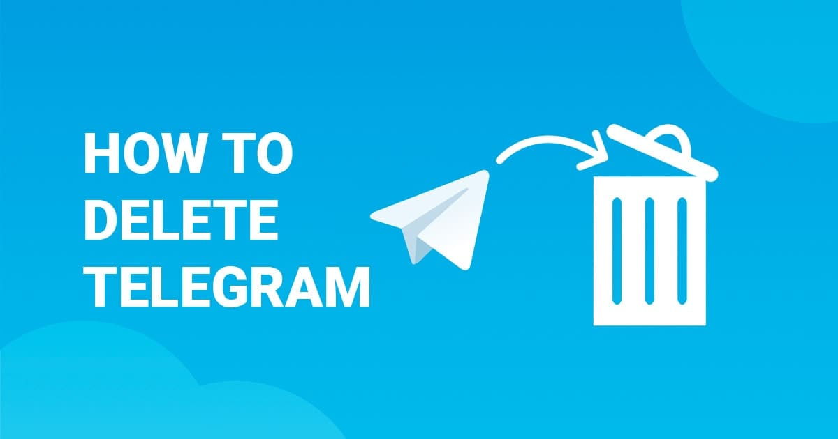How To Delete a Telegram Account
