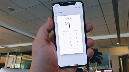 can you send money through gmail