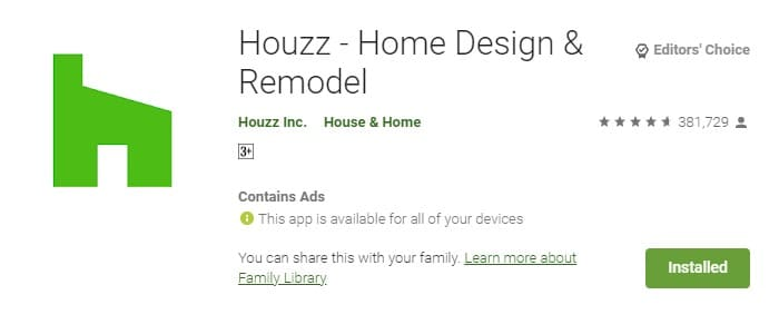 Houzz home design software free download full version