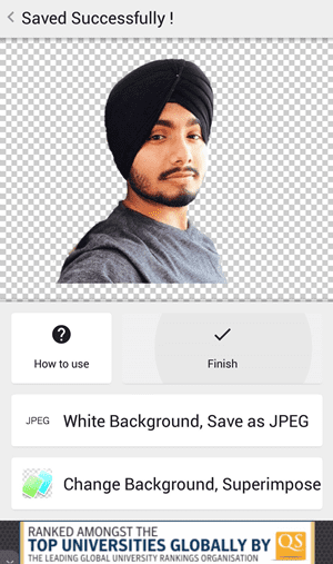 background remover online