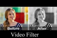 Video Filter Apps