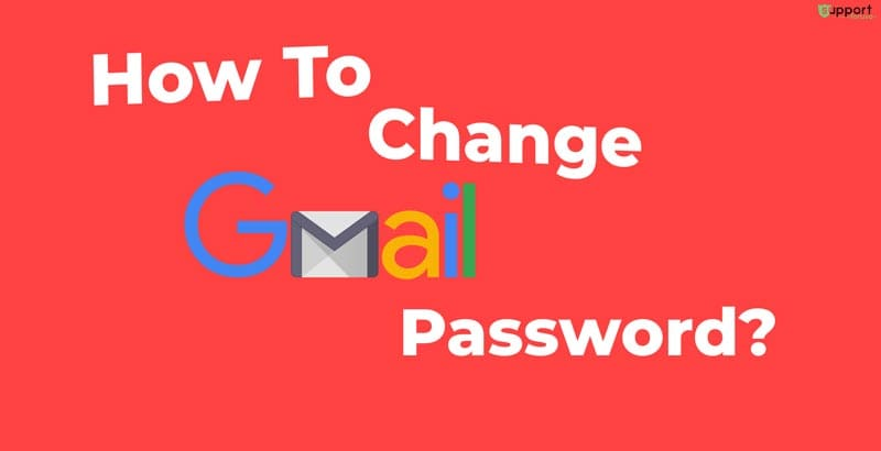 How to Change or Reset Your Gmail Password