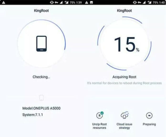how to root android 9 without pc