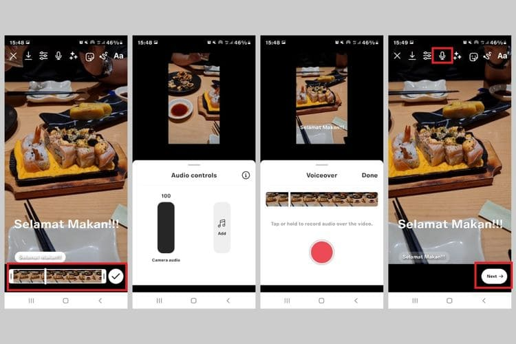 how to make a reel on instagram with photos