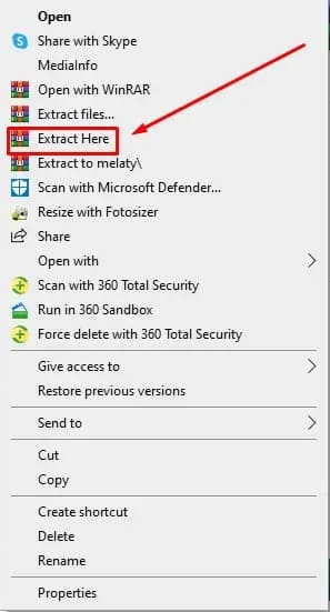 cant install fonts windows 10