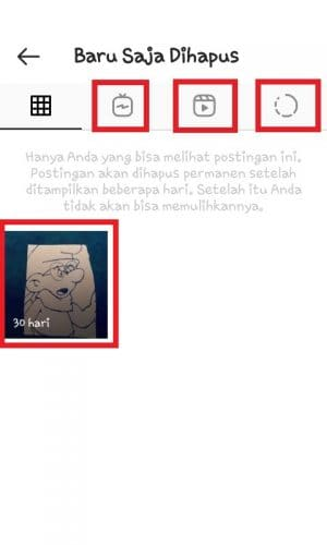 how to get a post deleted on instagram