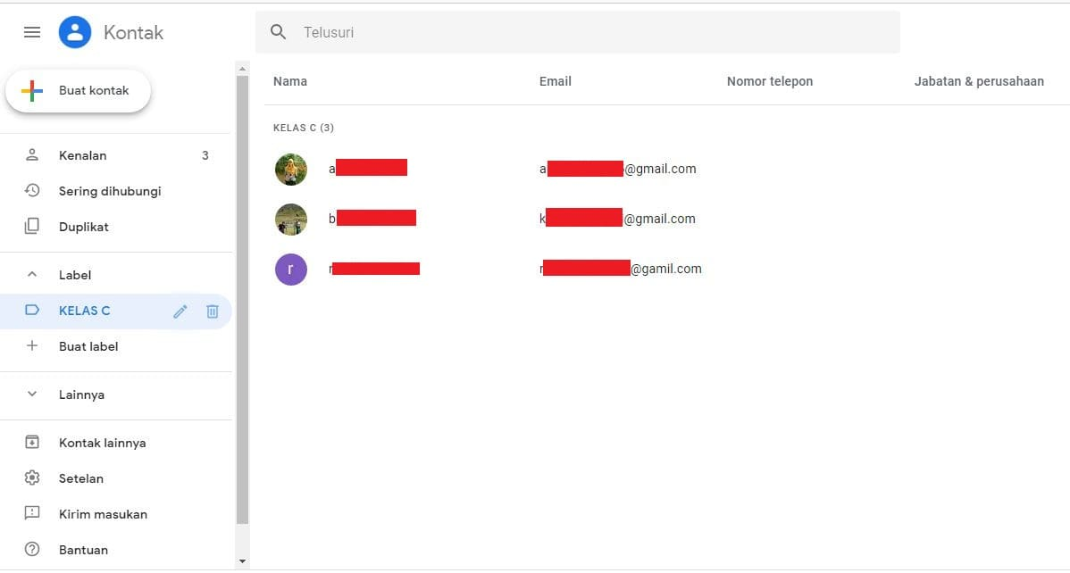 how to send email to multiple recipients without them knowing gmail