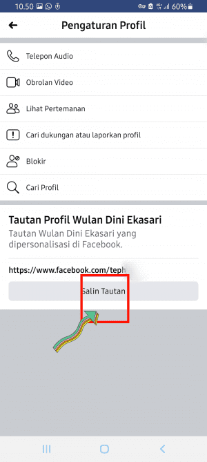 how to find facebook id number