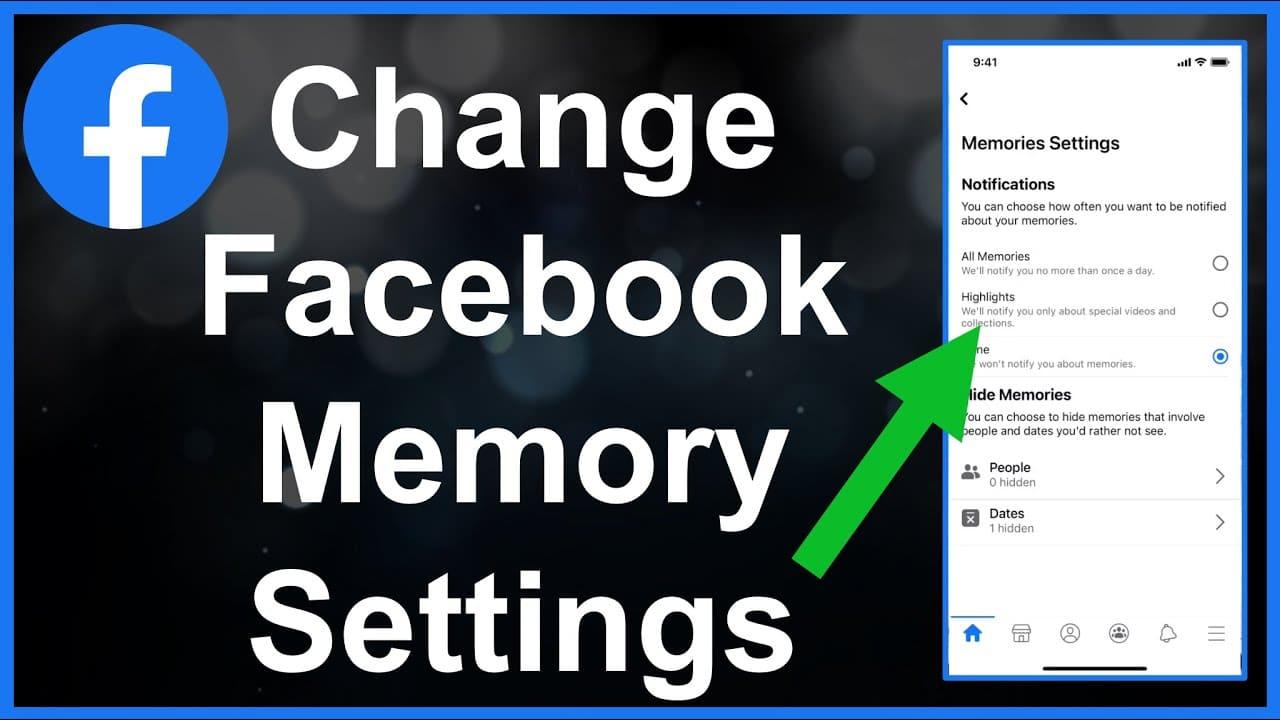 how to view memories on facebook app